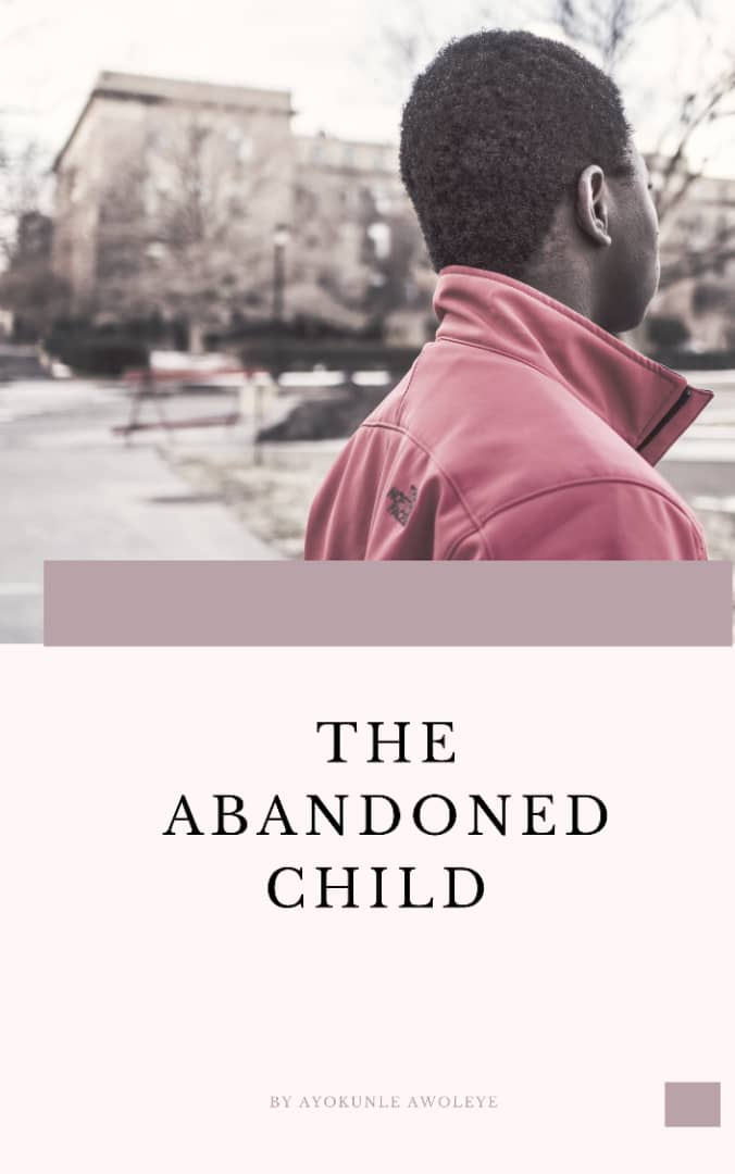 The Abandoned Child new cover